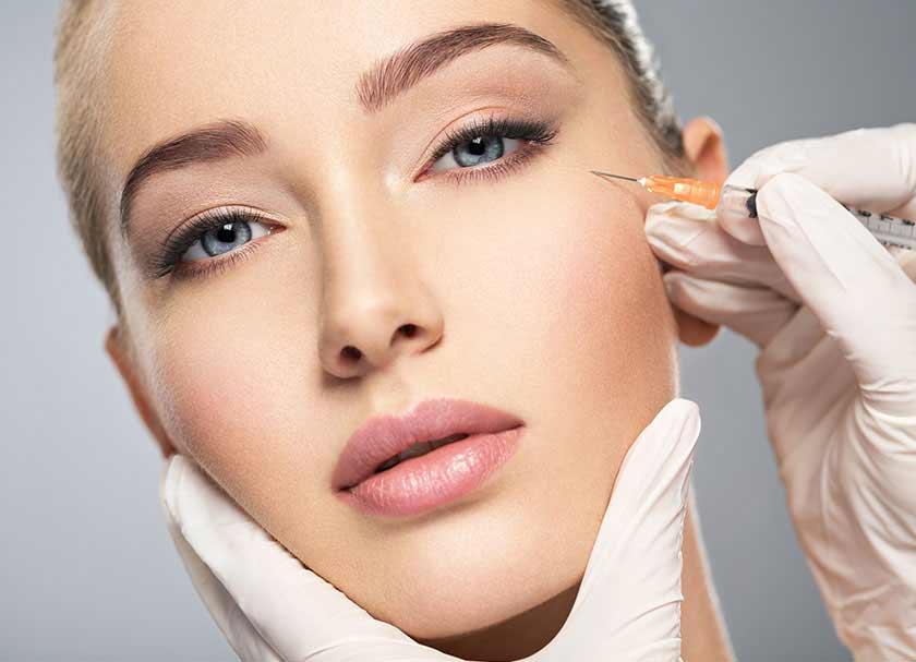 faltenunterspritzung faltenbehandlung hyaluron schoenheitsklinik proaesthetic klein