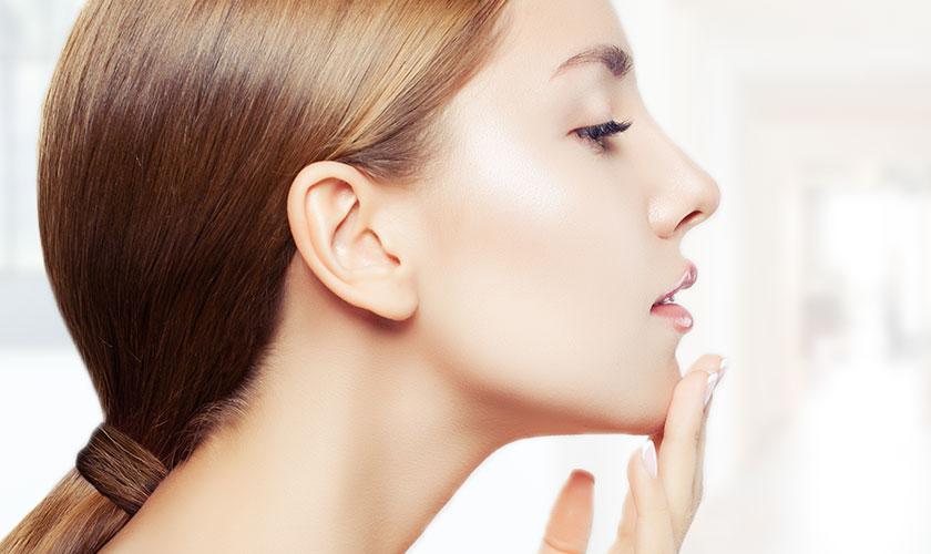 unterspritzung botox naseanheben proaesthetic