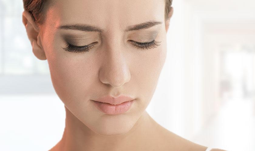 unterspritzung botox zornesfalte proaesthetic