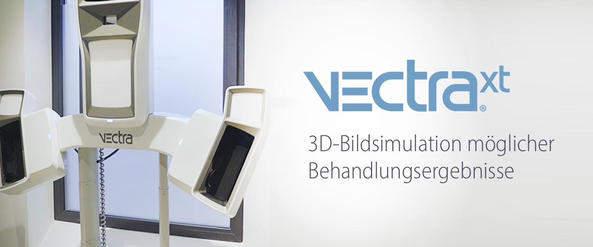 proaesthetic vectra xt 3d bildsimulation
