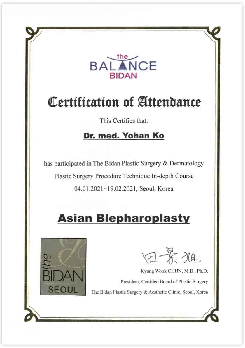 15 dr yohan ko