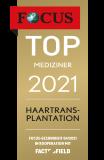 focus 2021 haartransplantation proaesthetic